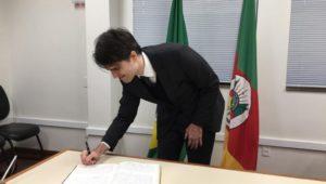 Dr. Antônio Augusto Tenório de Moura - Juiz de Direito